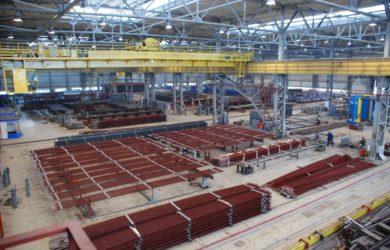 Фонд предоставил заем в размере 90 млн рублей для АО «Каширский завод металлоконструкций и котлостроения»